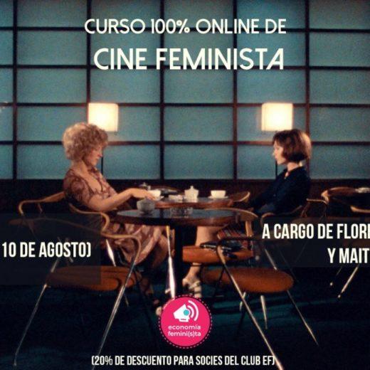 Nuevo curso online: Cine Feminista