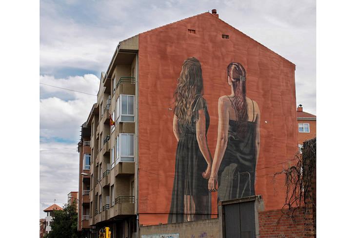 El muralismo como herramienta de lucha…